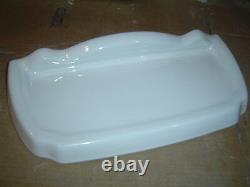 American Standard toilet tank lid 4094 4095 735036-400 WHITE Mexico HIGH BACK