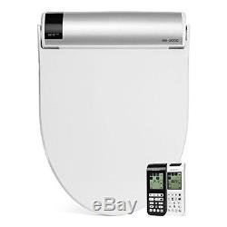 BB-2000W BioBidet \Bliss Electric Bidet Seat for Elongated Toilet, White