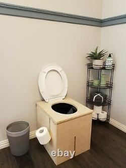 Composting Toilet High Quality Road Commode