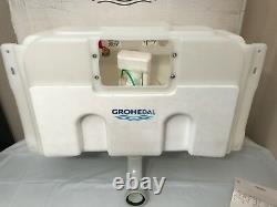 GROHE DAL 37833 WC Flushing Concealed Cistern Complete in Box 37833000 37833