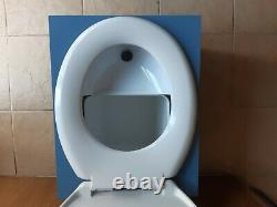 HH-3 Compost Toilet urine separating technology from Good Gardeners Intl