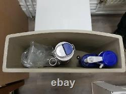 Highlife Skye Toilet WC Pan Soft Close Seat Dual Flush Cistern Short Projection