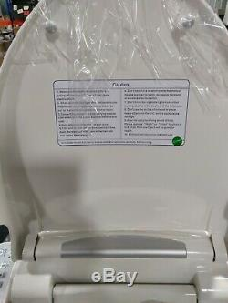 Luxury Bidet Auto Electronic Toilet Seat Heated Seat CPU-controll Self Cleaning