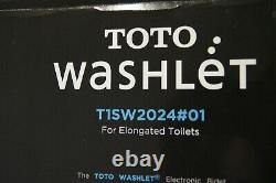 New Open Box Toto Washlet Bidet Toilet Seat withRemote A200 T1SW2024#01
