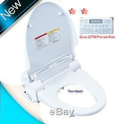 Quoss Q7700 Electronic Aroma Twin nozzle Toilet Bidet Sprayer Seat Washlet Btype
