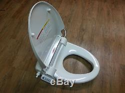 Quoss Q7700 Electronic Stainless Twin nozzle Toilet Bidet Seat Washlet Atype