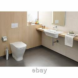 ROCA The GAP Back to Wall WC Toilet Pan with Soft Closing Seat Option
