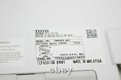 SEE NOTES TOTO SW2024#01 A200 WASHLET Electronic Bidet Toilet Seat w SoftClose