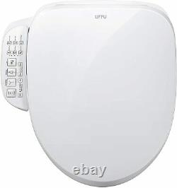 Smart Bidet Toilet Seat c200e Electric Automatic Elongated Heated Smart Control