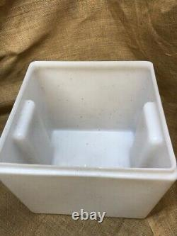 Solids Tank/Bucket for Compost Toilet used for Boats and Off-Grid Living