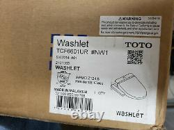TOTO SW2014#01 A100 Electronic Bidet Toilet Cleansing Warm Water