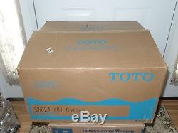 TOTO SW824/01 COTTON CHLOE WASHLET Toilet Seat New in opened box