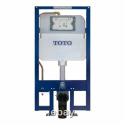 TOTO WT172M DuoFit In-Wall Tank Unit for Wall-Hung Toilets