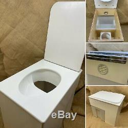 The Little Angel'Floozy' Compost Toilet for Boats and off-grid living