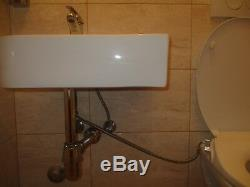 Toilet Seat with Bidet Function Po Shower for Duche Dusch-Wc Toilet Seat