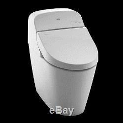 Toto MS920CEMFG#01 1.28-GPF/0.9-GPF Washlet with Integrated Toilet G400, Cotton