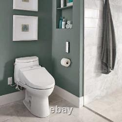 Toto Washlet Easy Install Electric Elongated Bidet Toilet Seat T1SW2024 #2 1606
