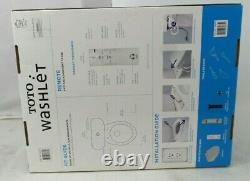 Toto Washlet Electronic Bidet Seat With Remote Model T1SW2024#01